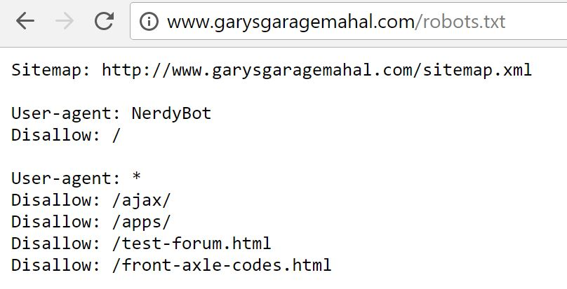 nabble support google doesn t find my forum s content page 2